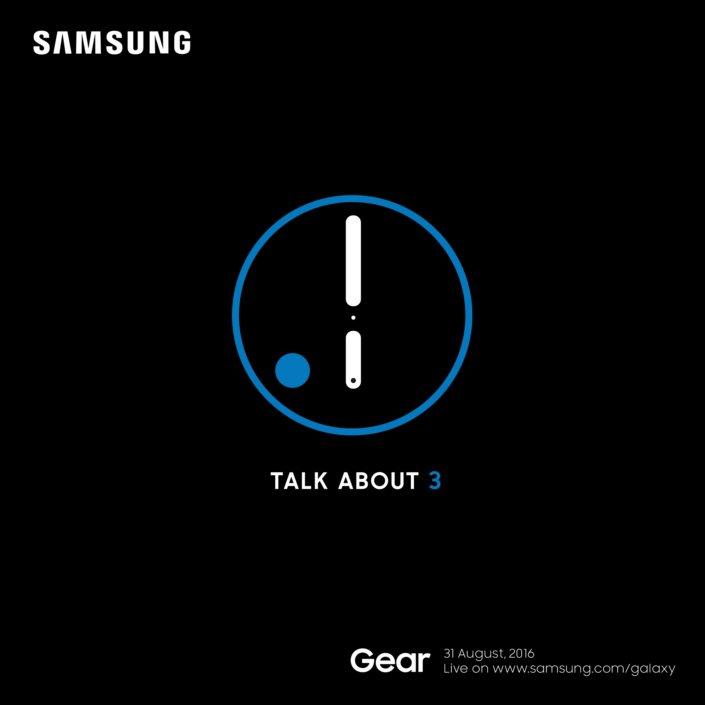 ساعة Gear S3