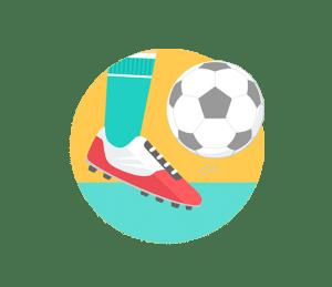 تصميم مواقع رياضية