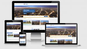 كيفية تصميم موقع سياحي