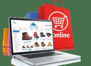 مميزات المتاجر الالكترونية