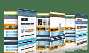 مزايا تصميم المواقع