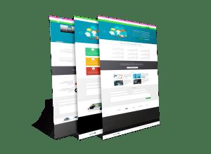 عروض تصميم المواقع الالكترونية
