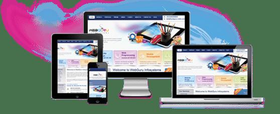 تصميم مواقع الكترونية باحترافية