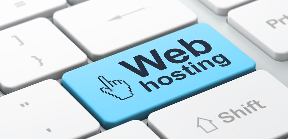 شركة لاستضافة المواقع الالكترونية