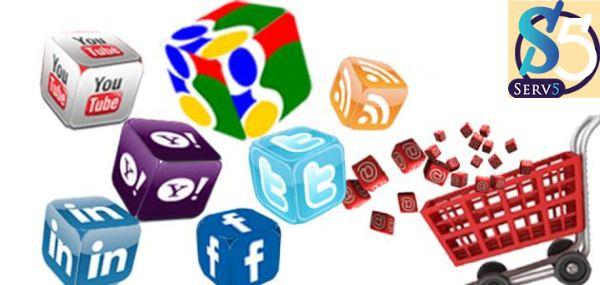 مجالات التسويق الالكتروني