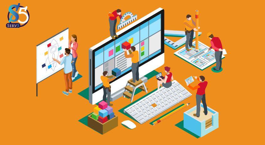 تصميم مواقع الكترونية الرياض