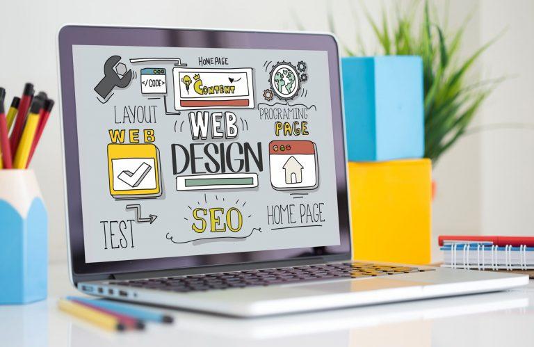 تصميم موقع الكتروني تجاري في الكويت