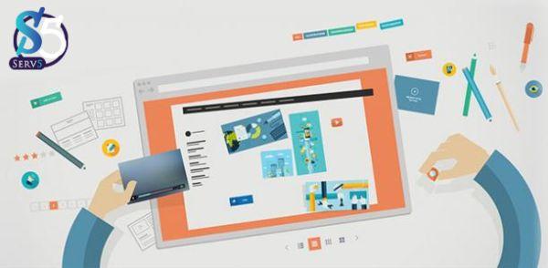 خطوات تصميم موقع متكامل