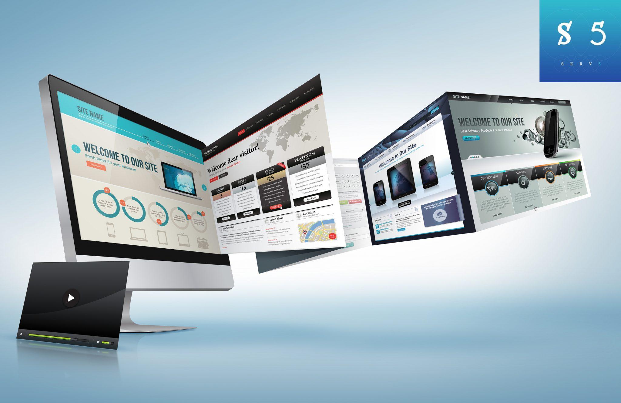 شركة تصميم شعارات - web design company