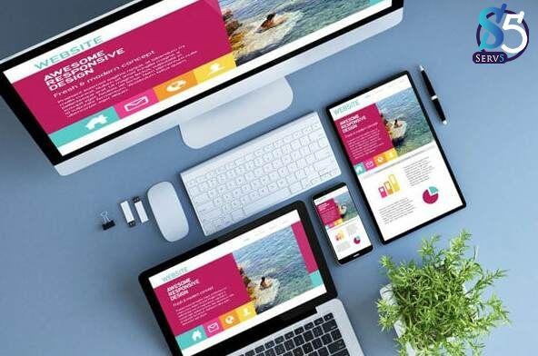 تصميم مواقع وتطبيقات