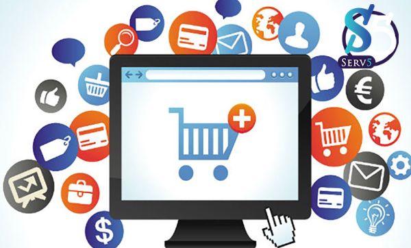 تصميم مواقع ومتاجر الكترونية