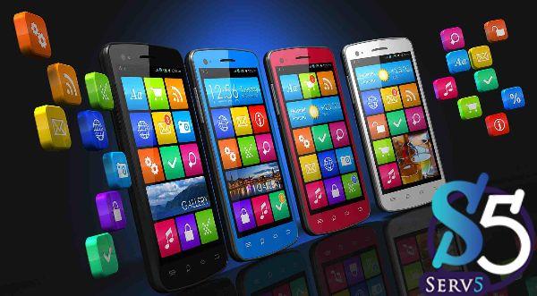 تصميم مواقع و تطبيقات جوال