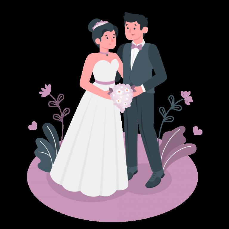 تصميم موقع زواج بأقل التكاليف