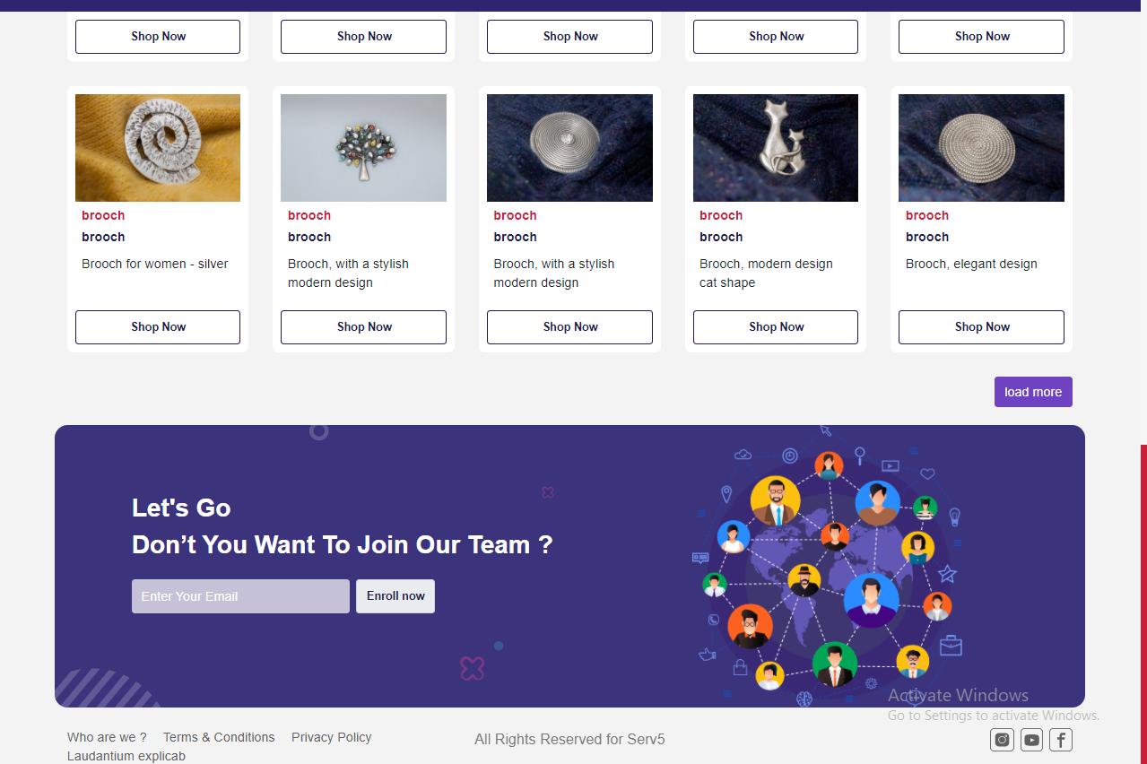 تصميم مواقع تسويق شبكي