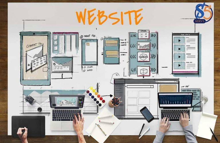 انشاء موقع لبيع المنتجات